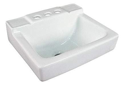 Small Wall Mount Bathroom Sink 14