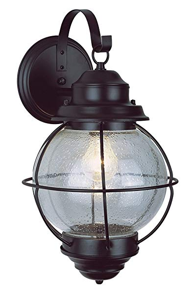Trans Globe Lighting 69901 BK Outdoor Catalina 15