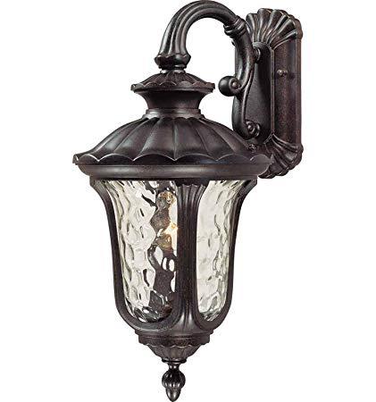 Volume Lighting V8465-72 Outdoor Decorative, Vintage Bronze Finish