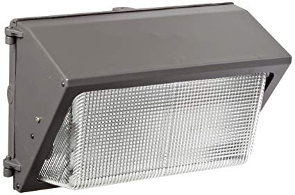 Morris Products 71030 Medium Wall Packs, HPS Type, Medium Lamp Base, 150 Watts, 120V Volts