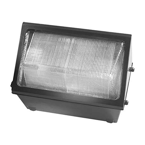 Hubbell Outdoor Lighting WGH250P 250-Watt Pulse Start Metal Halide Large Glass Wall Pack